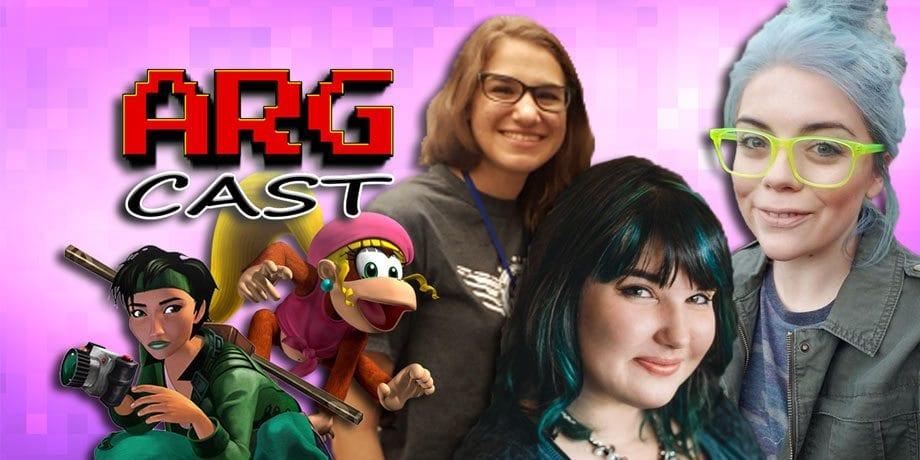 ARGcast #99: Celebrating the Wonderful Women of Gaming