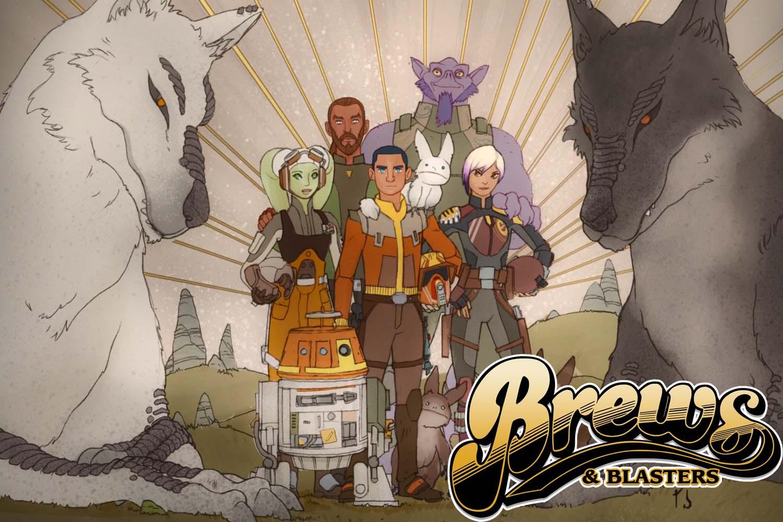 Brews and Blasters 159: Star Wars Rebels Series Finale