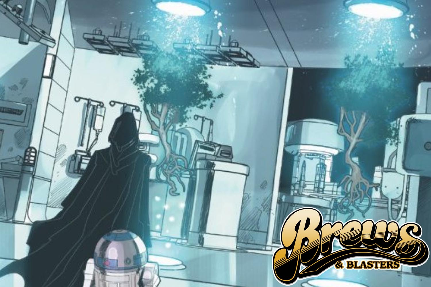 Brews and Blasters 160: Branching Out - Aside from a lot of Star Wars tree puns, we're branching out into the ephemera of the Star Wars galaxy you need to know about.