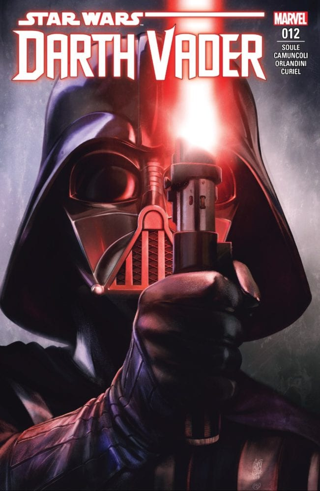 Darth Vader #12 Rule of Five Part II Review