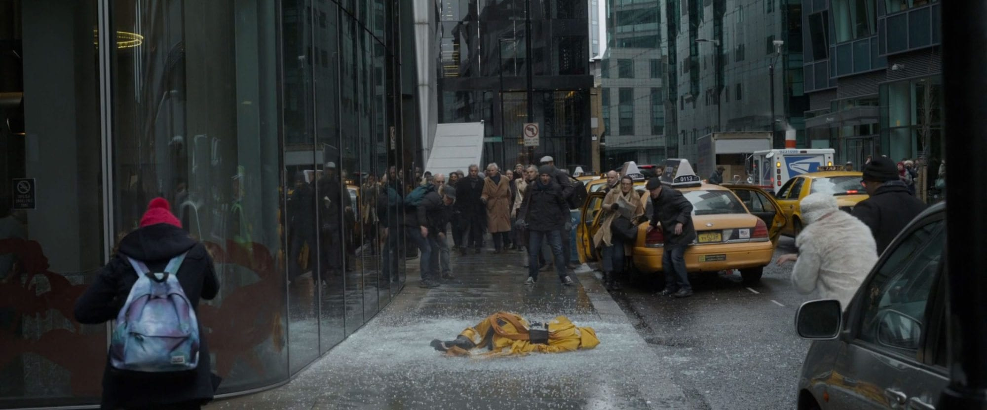 Mcu Location Scout New York Sidewalk