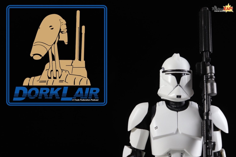 DorkLair 028 - SH Figuarts Clone Trooper - AotC Phase I