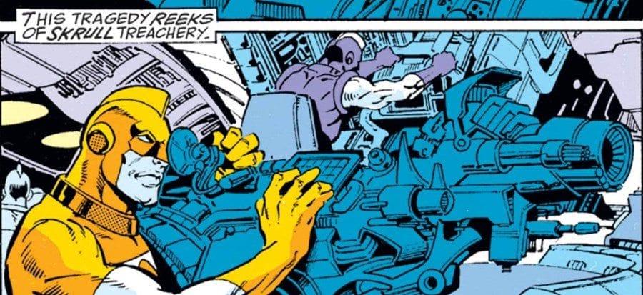 The Infinity Gauntlet #2 - The Kree