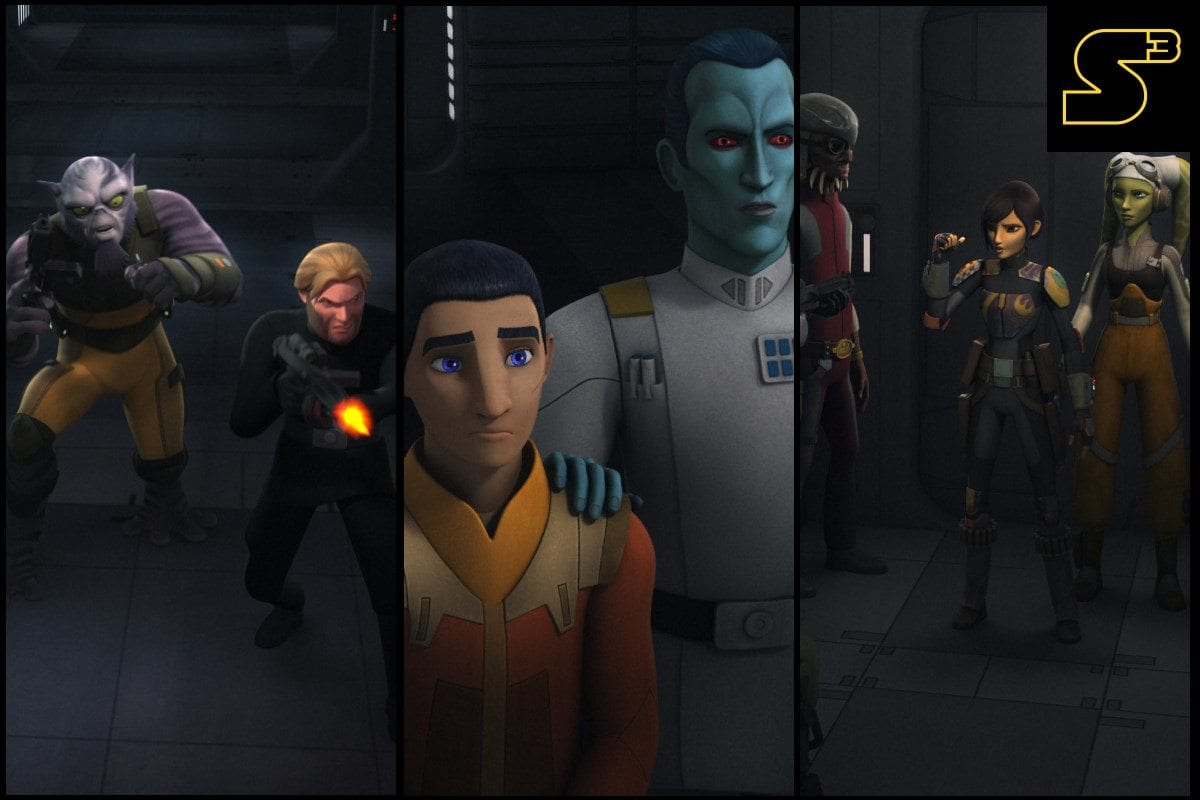 Starships, Sabers, and Scoundrels episode 49.75 - Fool's Hope and Farewell