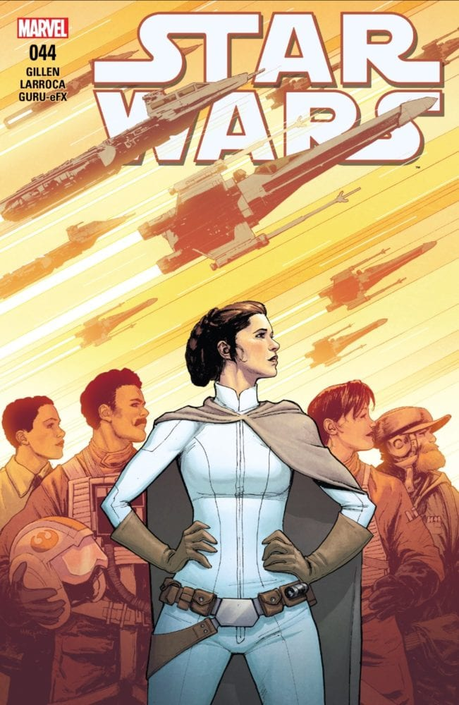 Star Wars #44 Cover