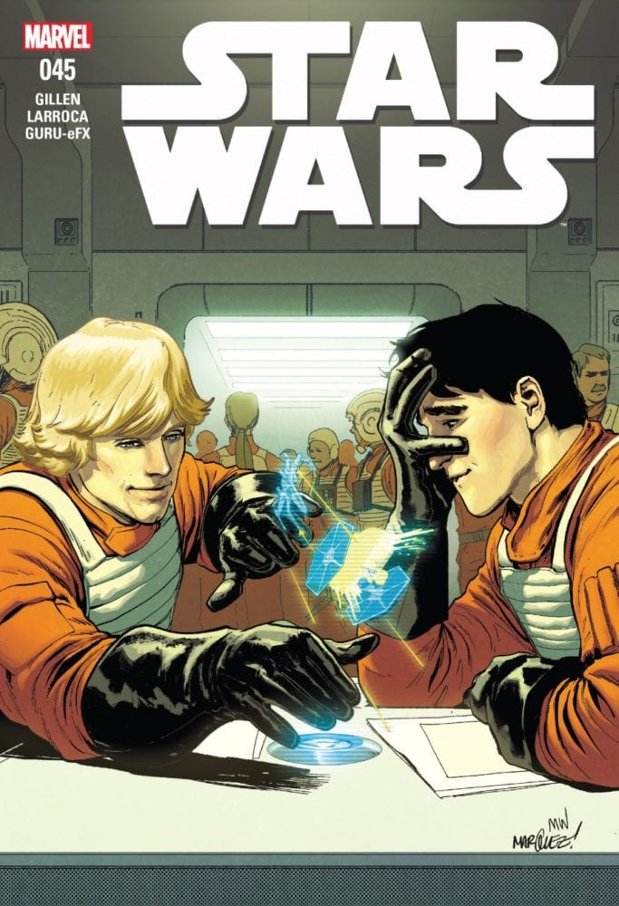 Star Wars #45 Cover