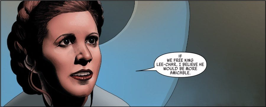 Star Wars #45 Leia