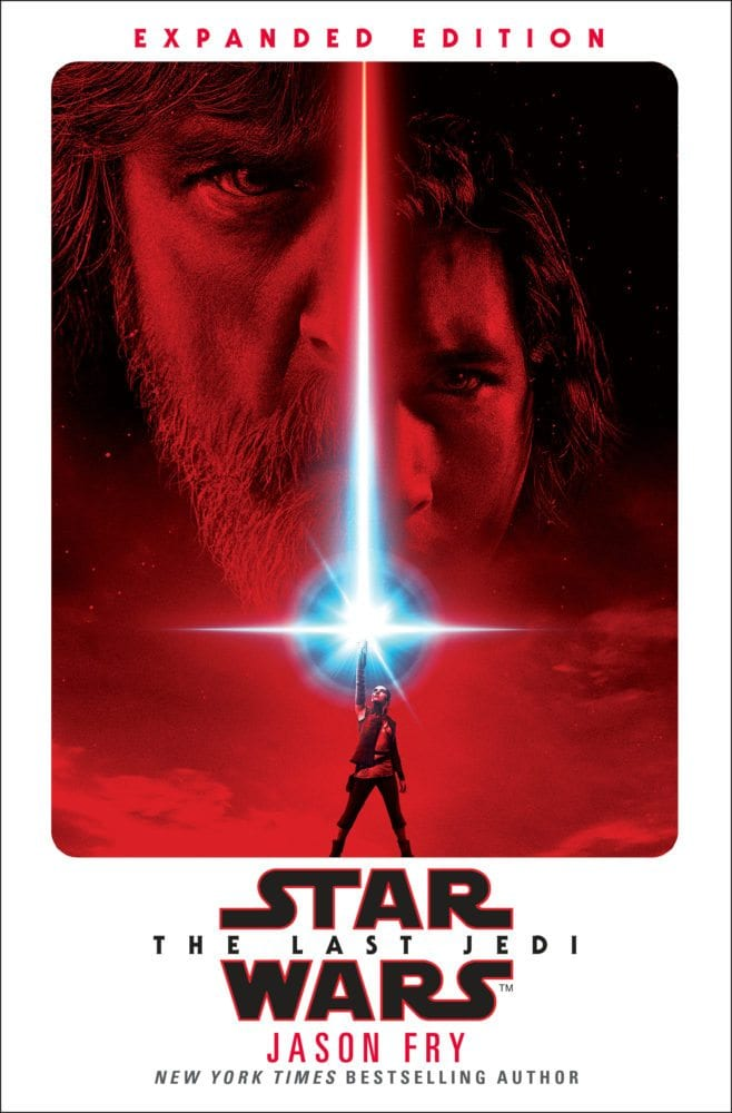 Star Wars: The Last Jedi novelization