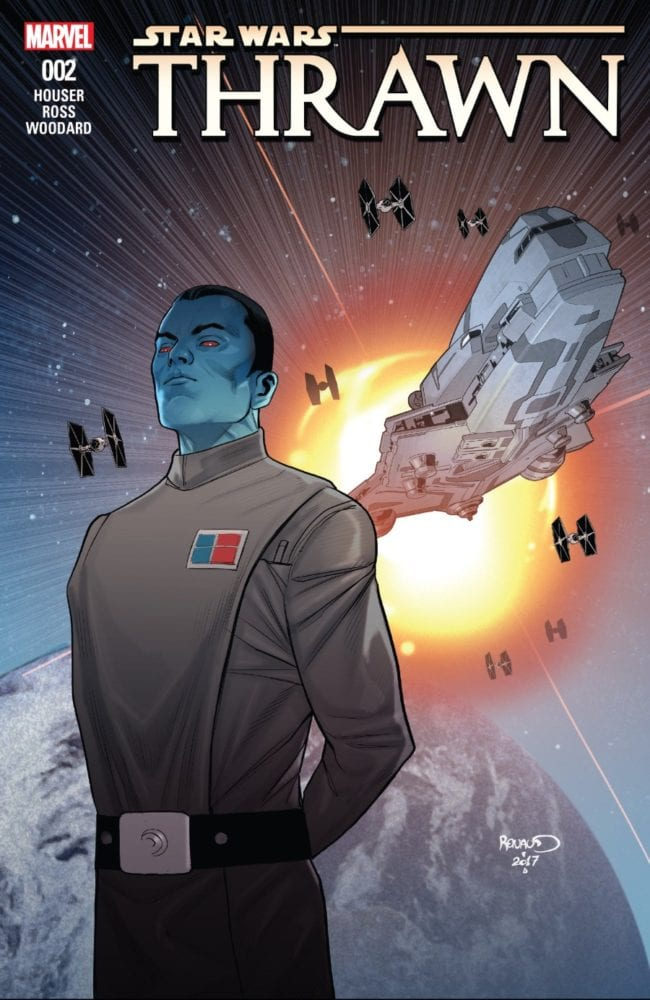 Thrawn #2 Cover