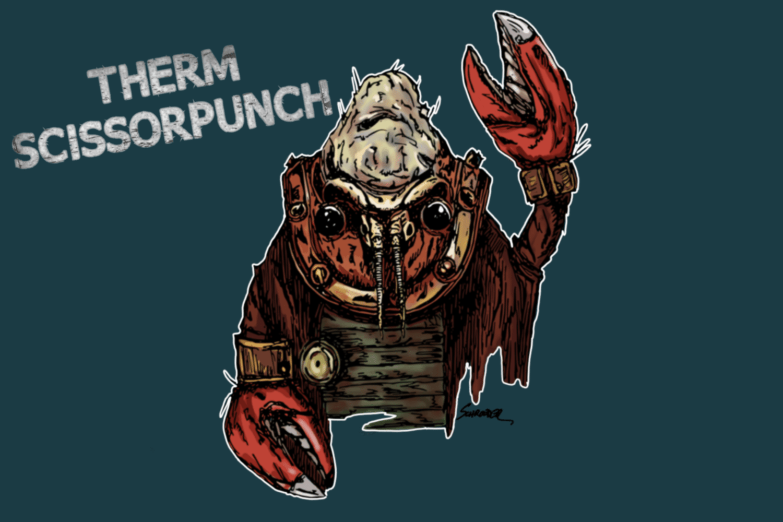 Therm Scissorpunch