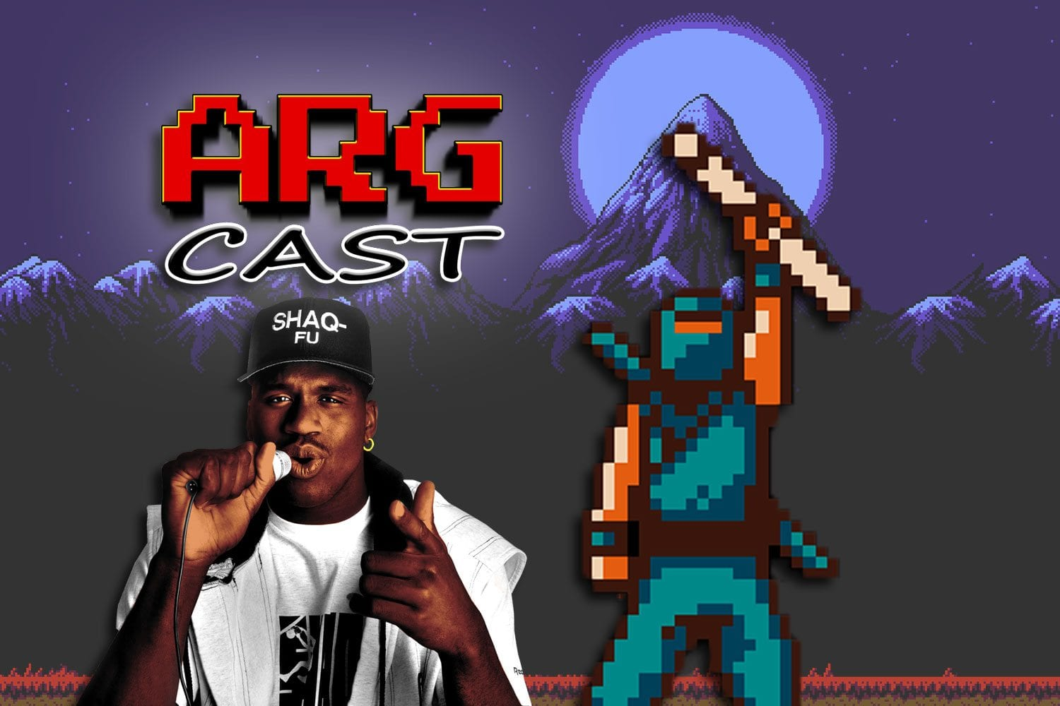 ARGcast #105: Live at PAX East 2018 with Andre and Aaron