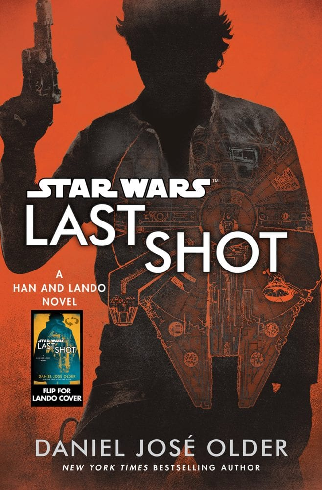 'Star Wars Last Shot' Han Cover