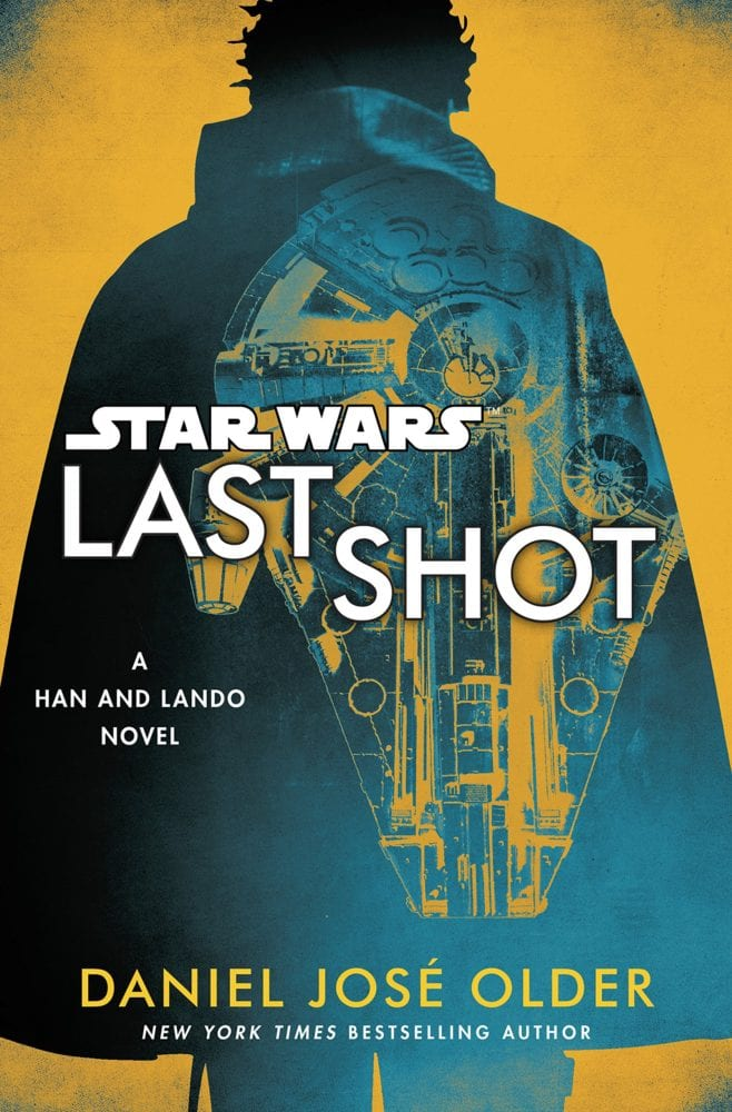 'Star Wars Last Shot' Lando Cover