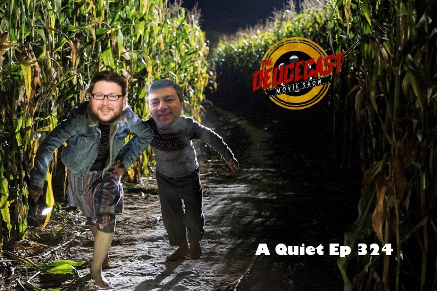 The Deucecast Movie Show #324 A ReFlicktion Place