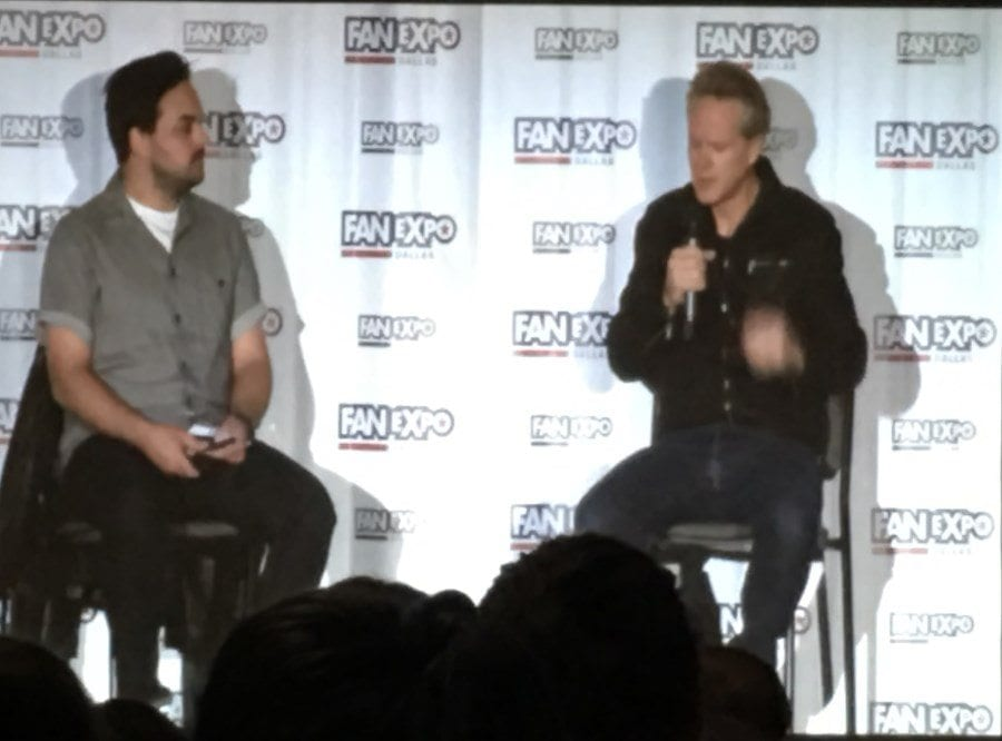 Fan Expo Dallas 2018 - Cary Elwes Panel