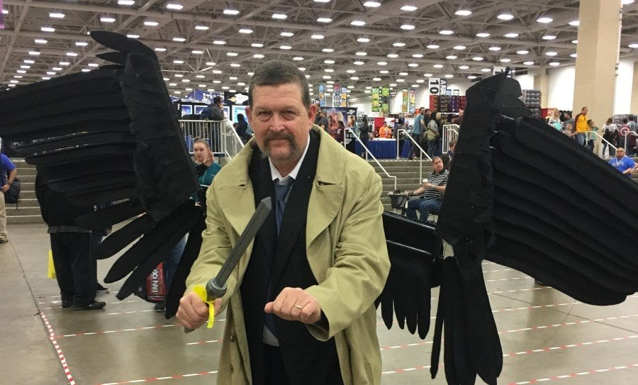 FAN EXPO Dallas 2018 - Castiel