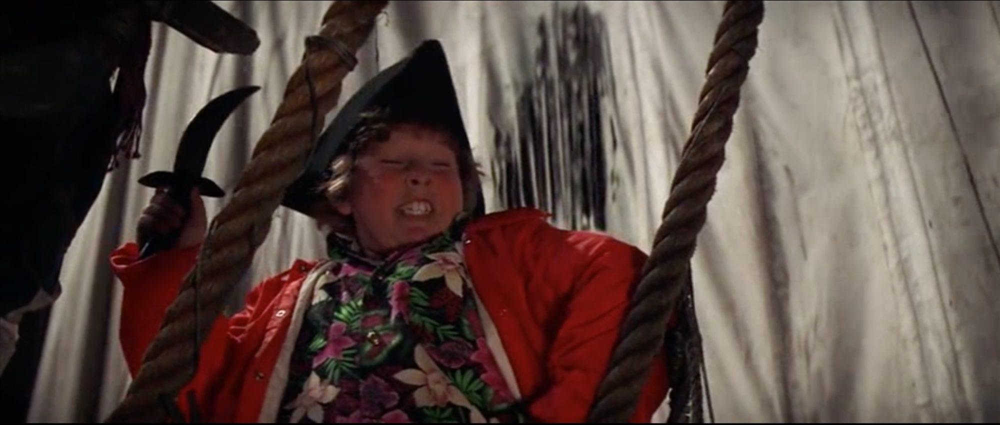 Goonies Captain Chunk