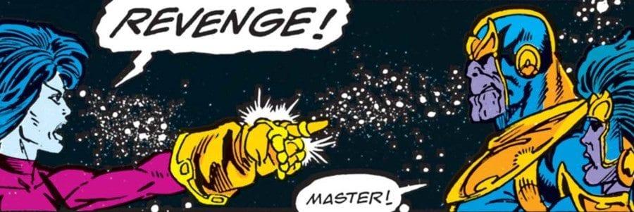 The Infinity Gauntlet #5 - Nebula's Revenge