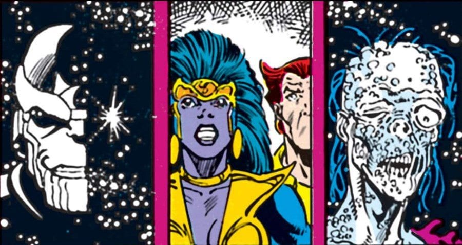 The Infinity Gauntlet #5 - Victory and Defeat