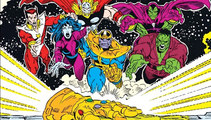 The Infinity Gauntlet #6 - Race for the Gauntlet