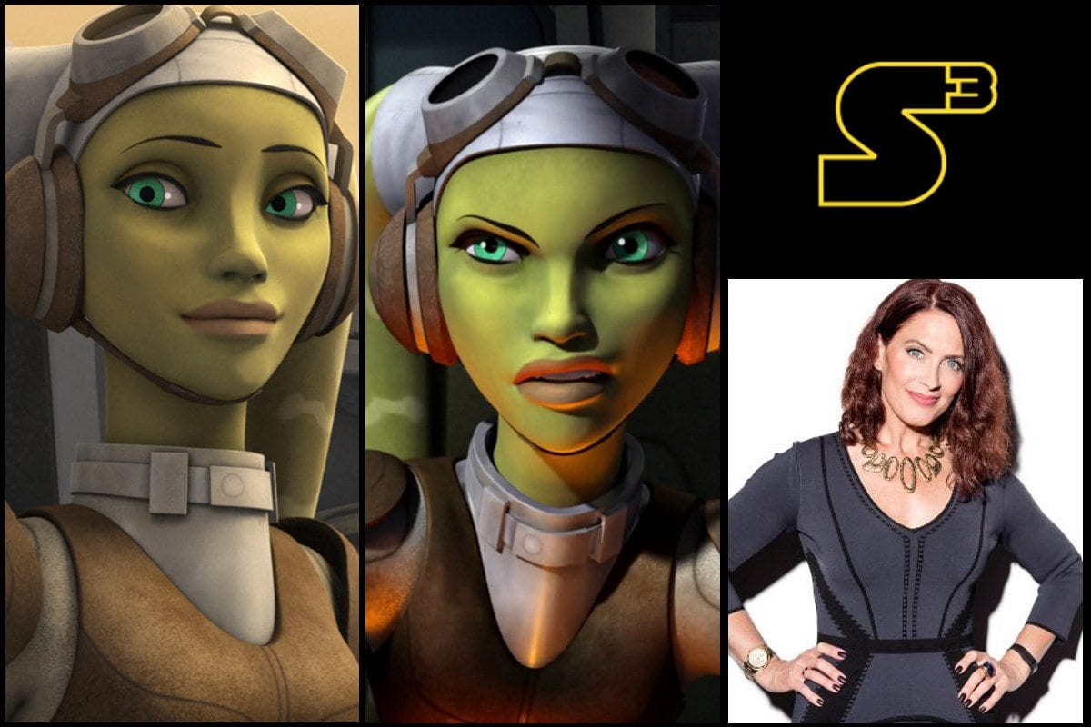 Starships, Sabers, and Scoundrels Episode 53 - The Voice of Hera