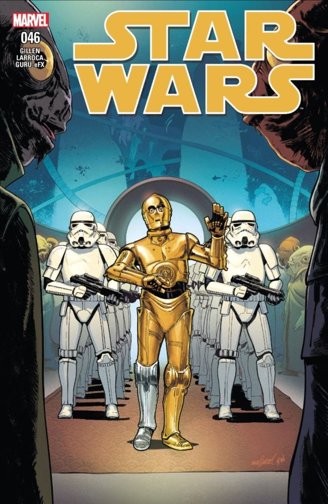 Star Wars #46 Cover