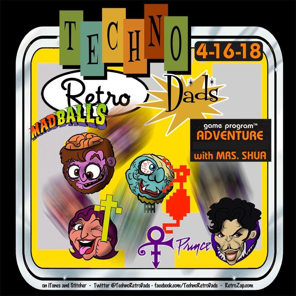 Adventure Atari 2600, Madballs, Prince