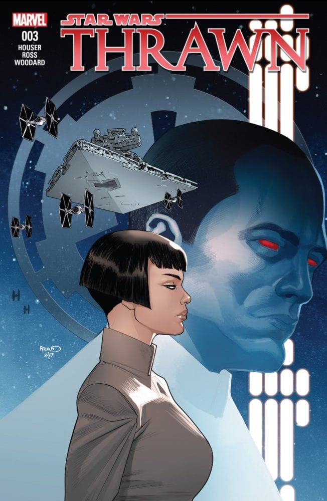 Thrawn #3 Cover