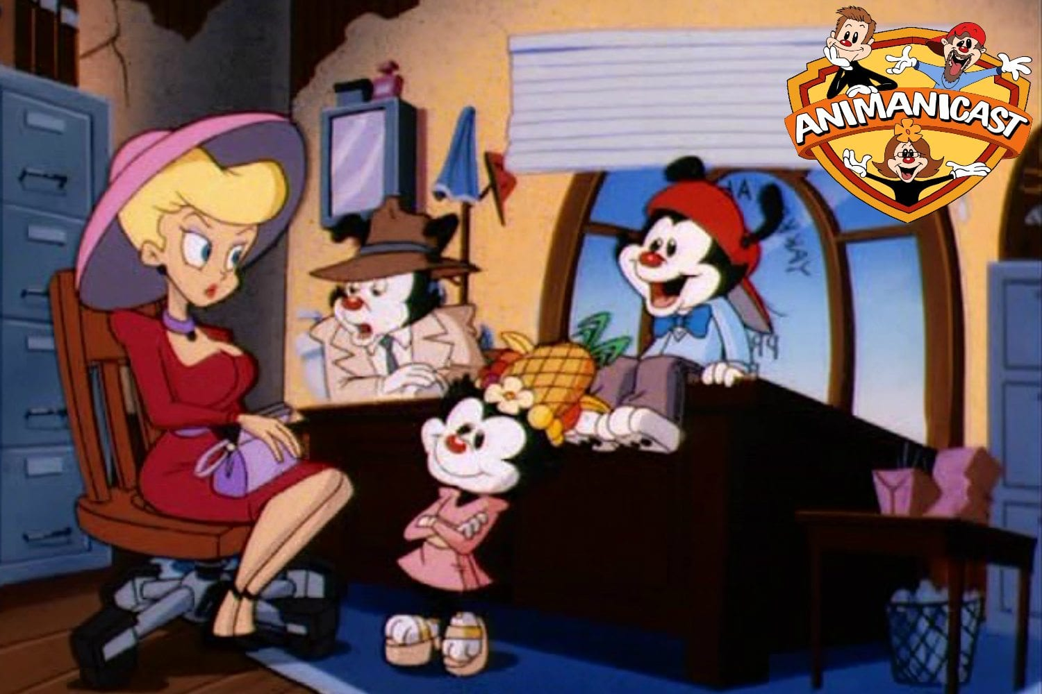 "Animanicast #77: Discussing Animaniacs ""This Pun for Hire,"" ""Star Truck,"" ""Go Fish,"" and ""The Multiplication Song"""