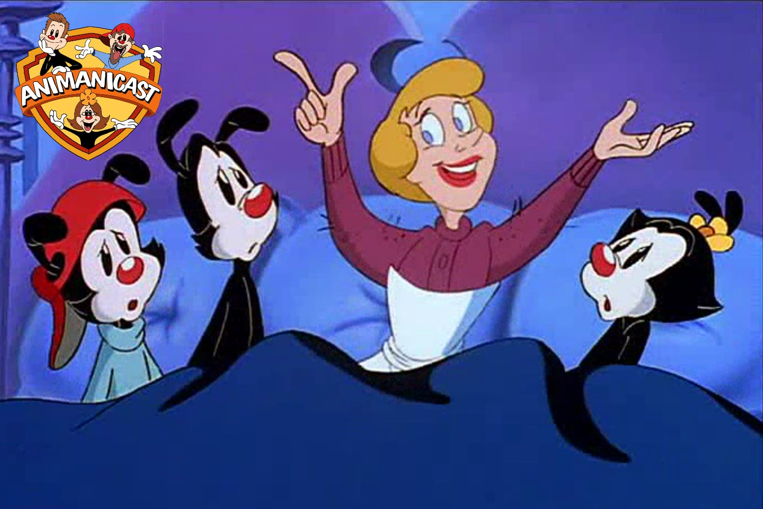 "Animanicast #78: Discussing Animaniacs ""The Sound of Warners"" and more!"