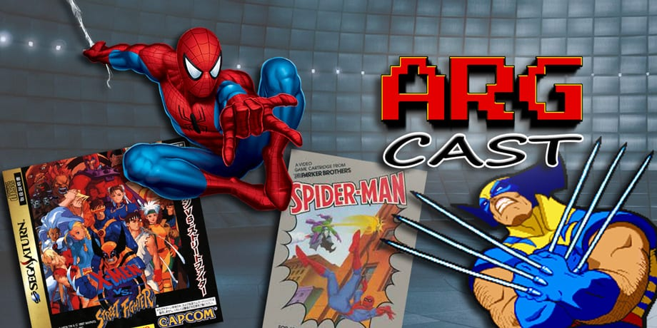 ARGcast #109: Retro Gaming in the Marvel Universe with Chris Baker