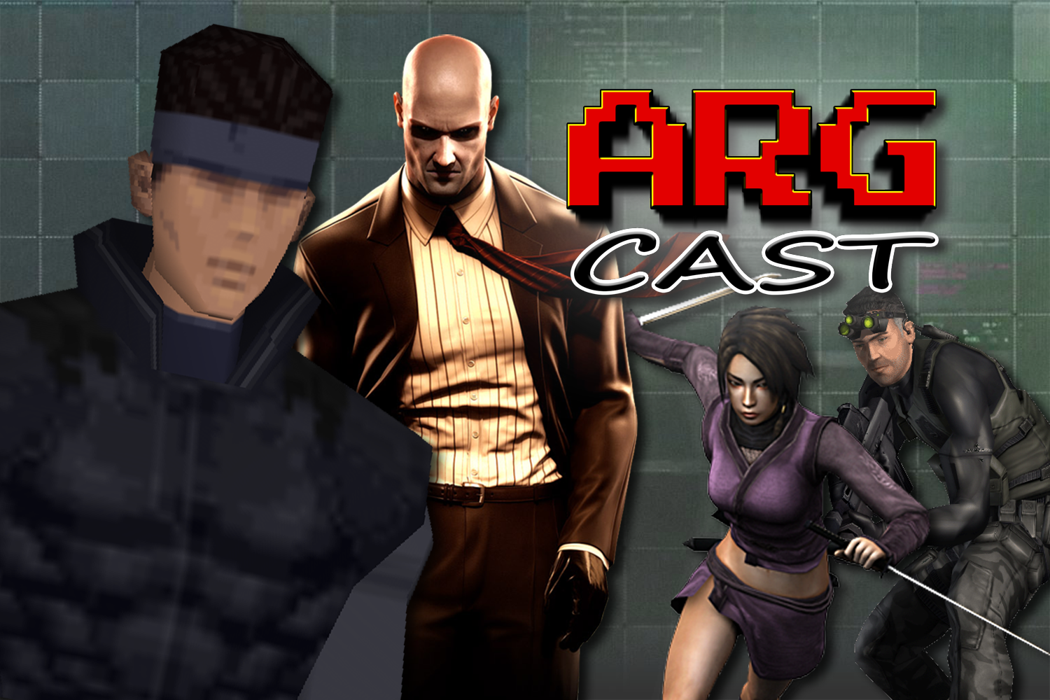 ARGcast #110: Sneakin' Around in Stealth Games with Dan Hindes