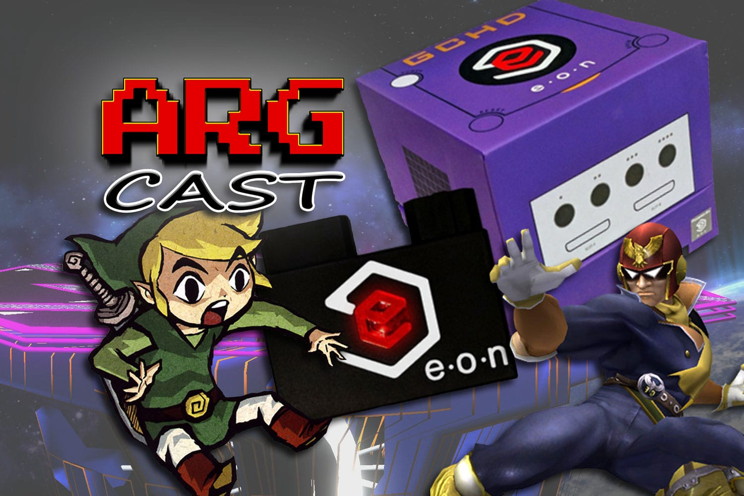 ARGcast #112: Making GameCube Great Again with EON GCHD