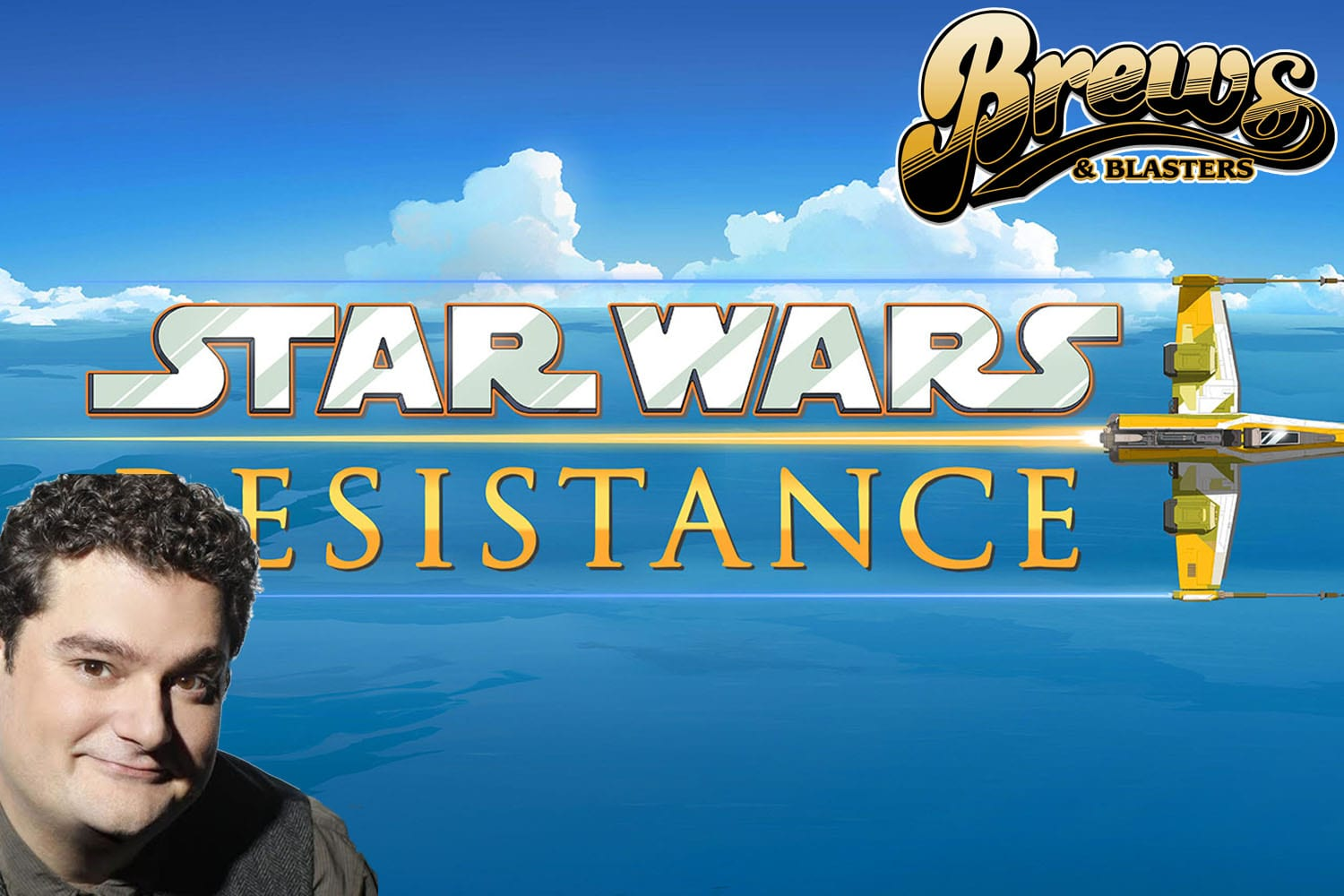 Brews and Blasters 168: Star Wars Resistance Announced