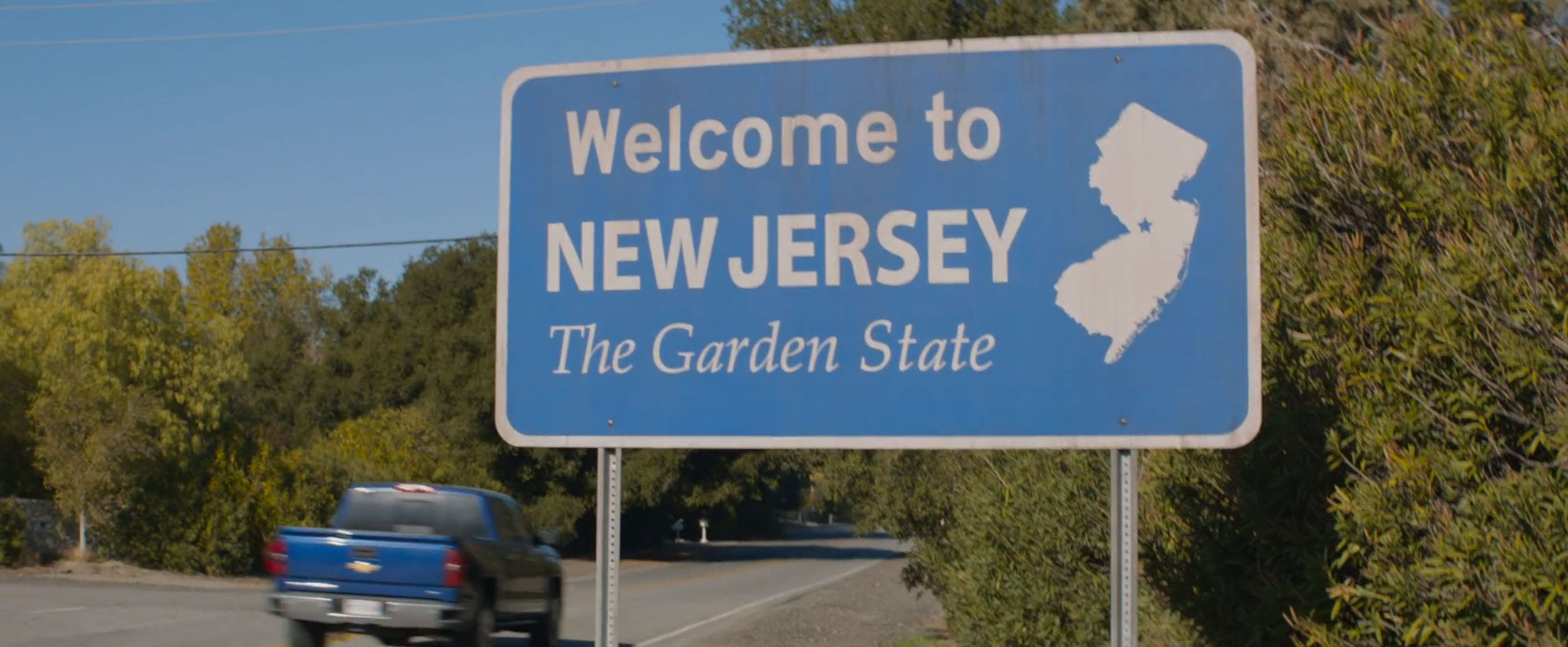 New Jersey State Line