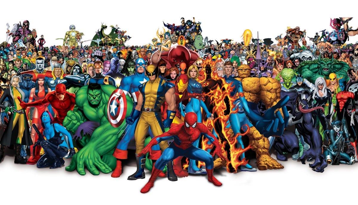 Complete Marvel Universe