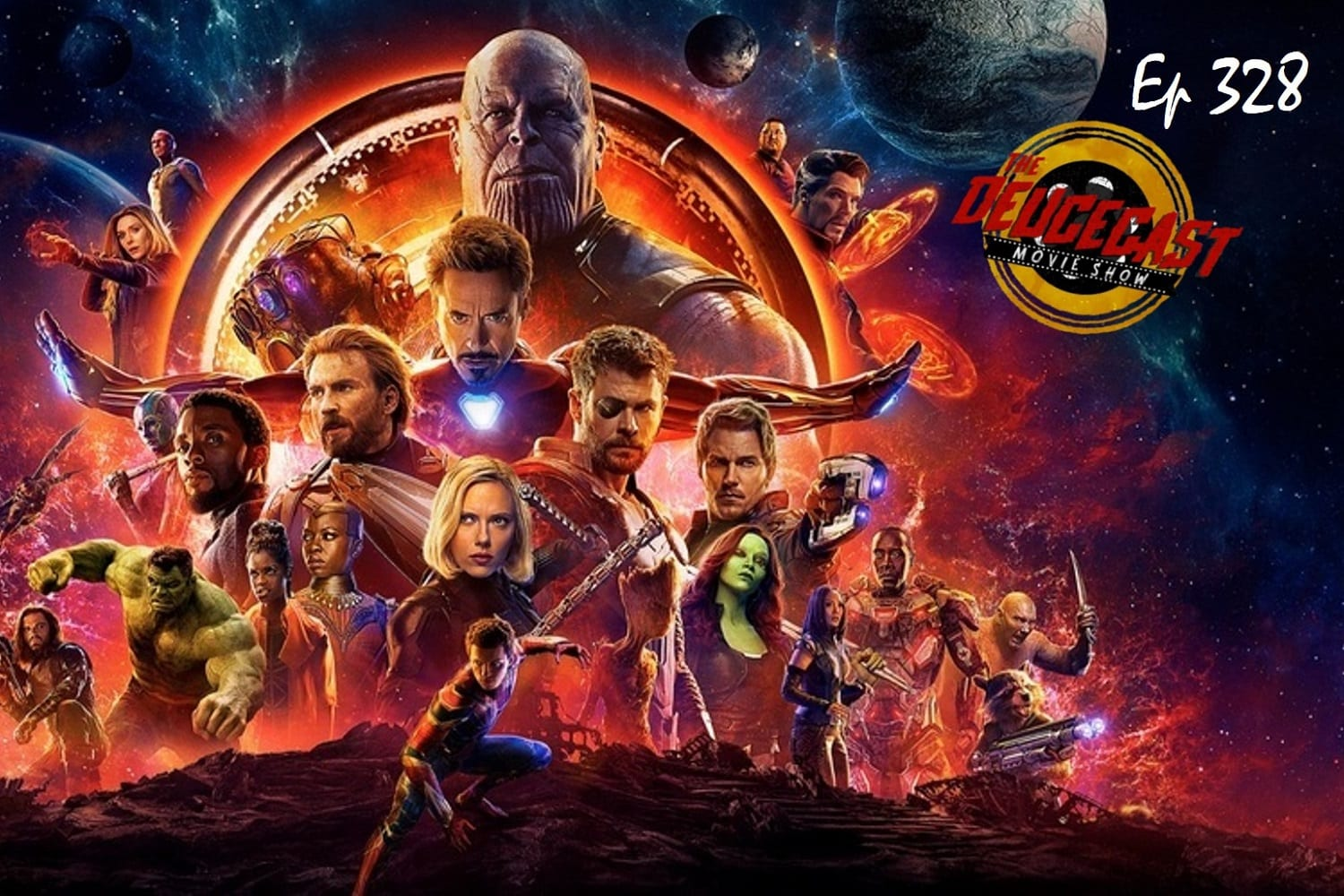 The Deucecast Movie Show #328: Avenging May ReFlicktions
