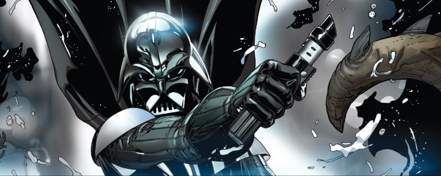 Darth Vader #15 - The Burning Seas Part III - Vader vs the Squid