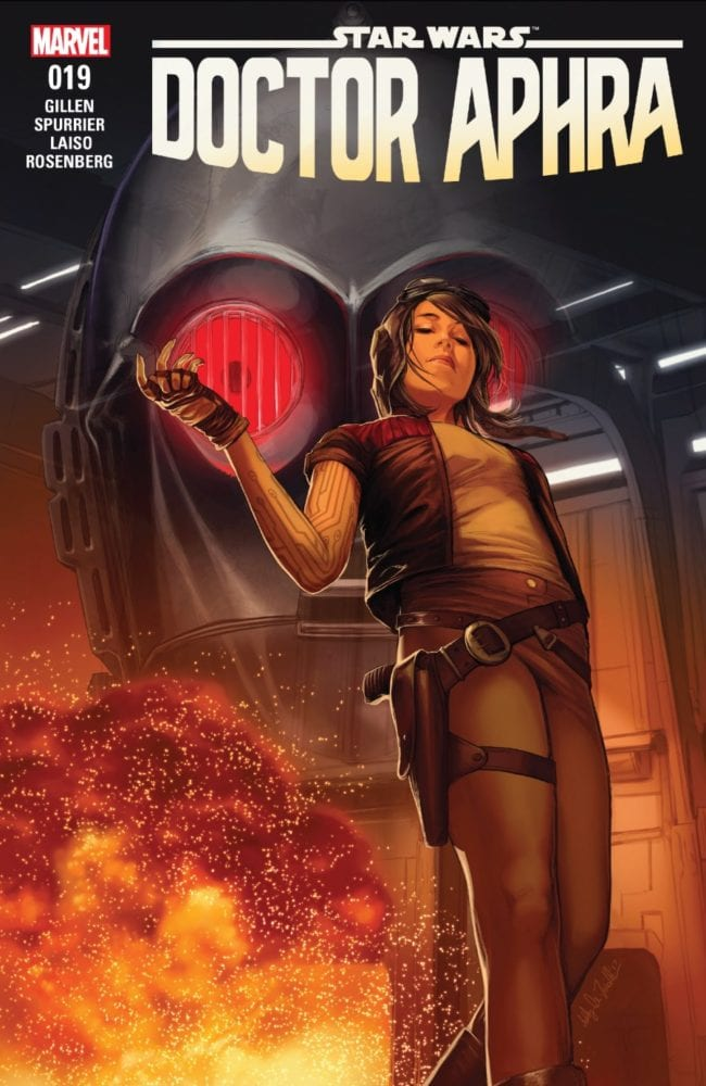 Doctor Aphra #19 - Cover