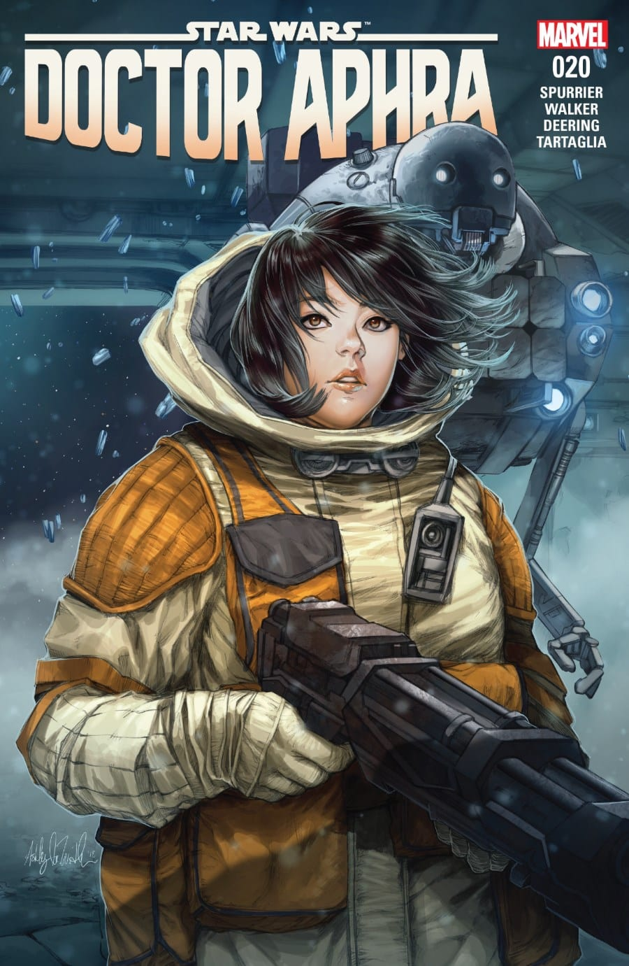 Doctor Aphra #20 Cover