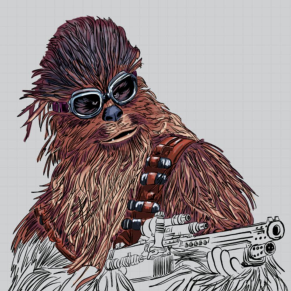 Chewie Paint