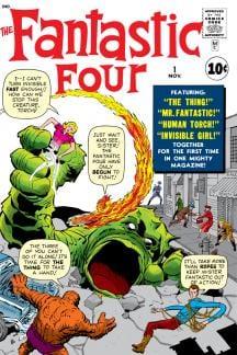 Fantastc Four #1