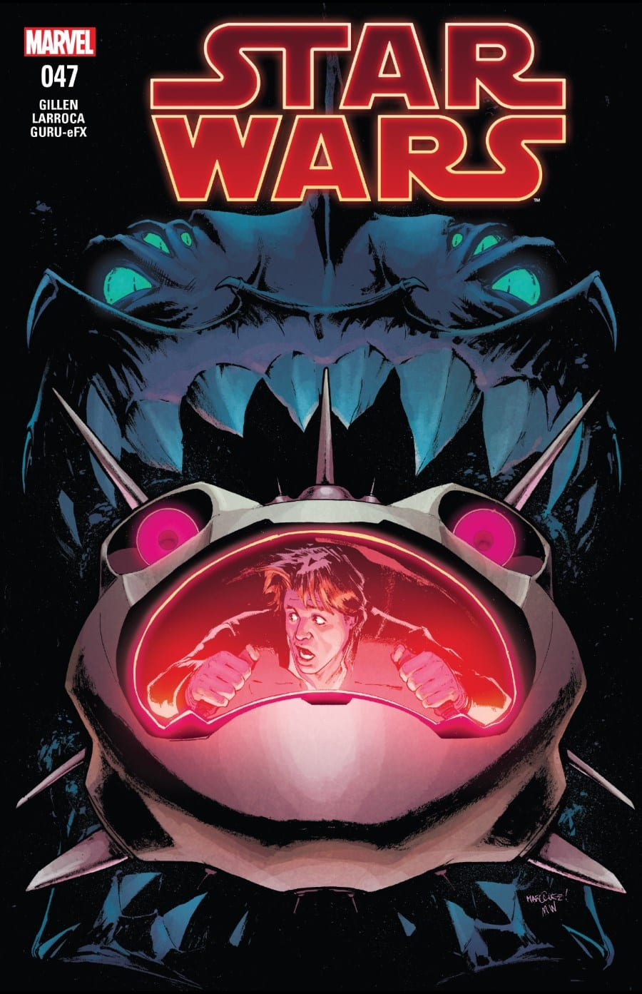 Star Wars #47 Cover