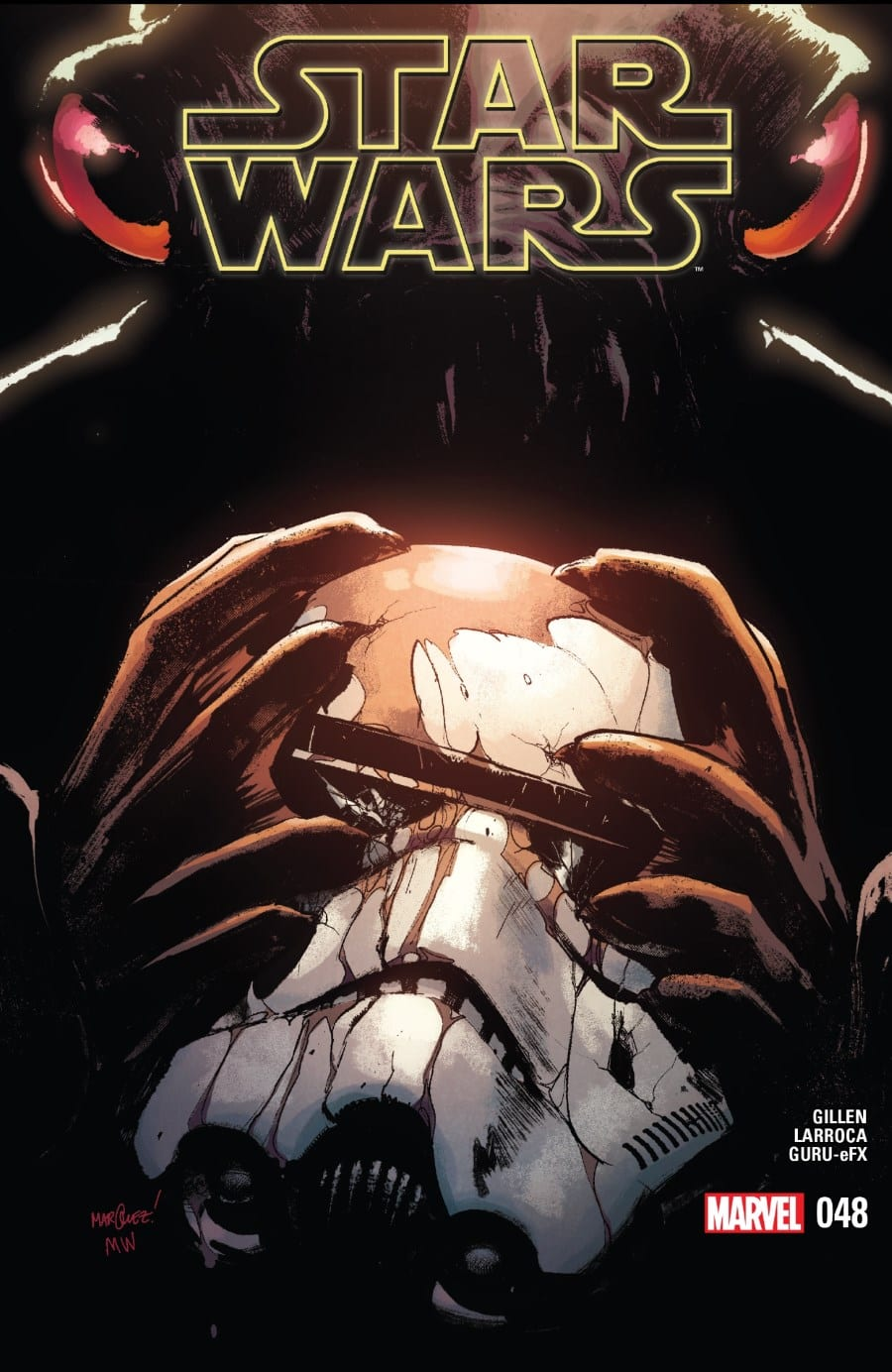 Star Wars #48 Cover