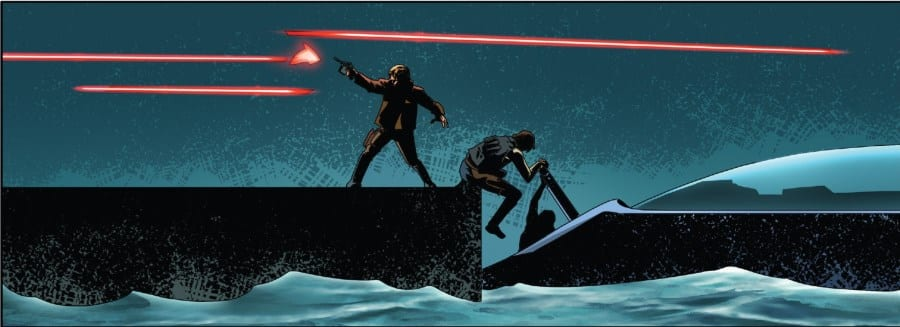 Star Wars #48 The Escape