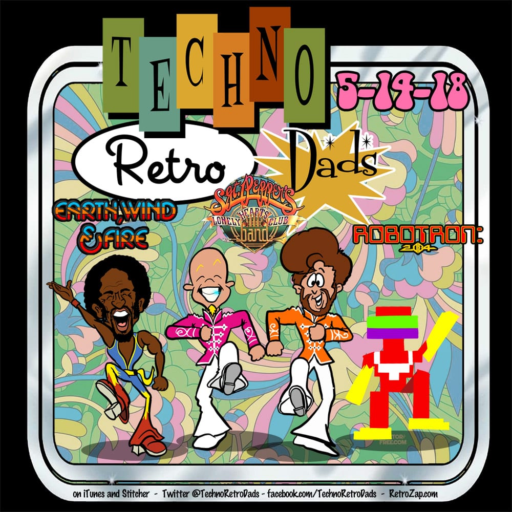 Sgt. Pepper's Lonely Hearts Club Band, Earth, Wind & Fire, Robotron 2084