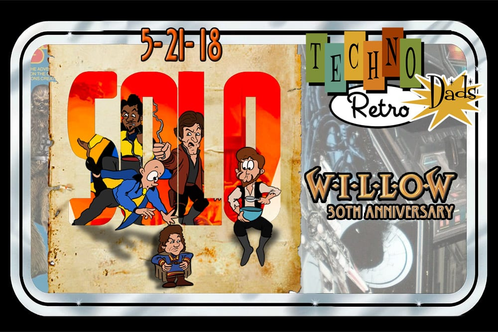 TechnoRetro Dads: The Apollo, Willow, Solo Scenario