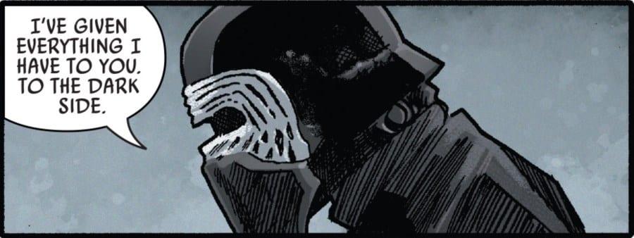The Last Jedi #1 - Kylo Ren