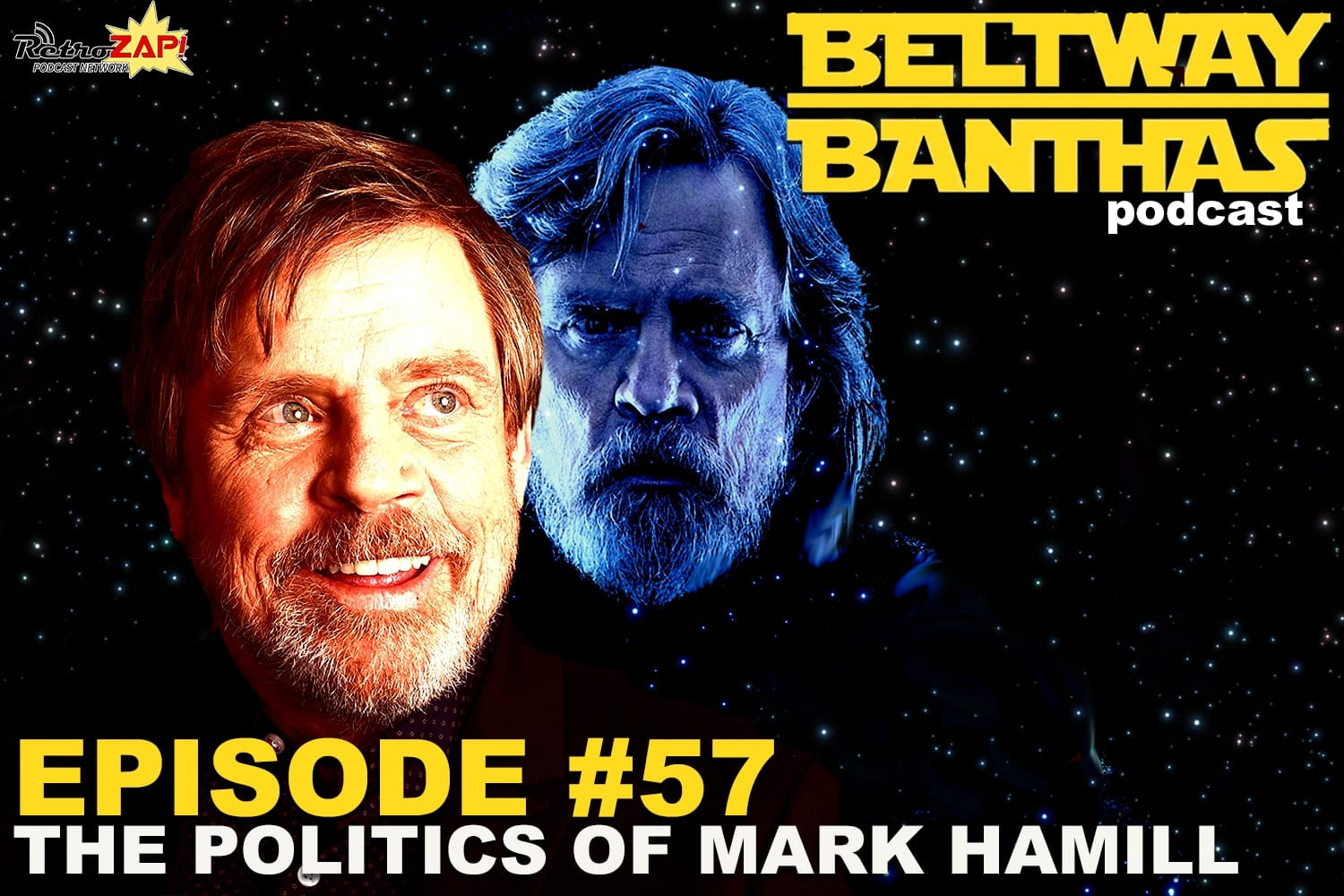 Beltway Banthas #57: The Politics of Mark Hamill