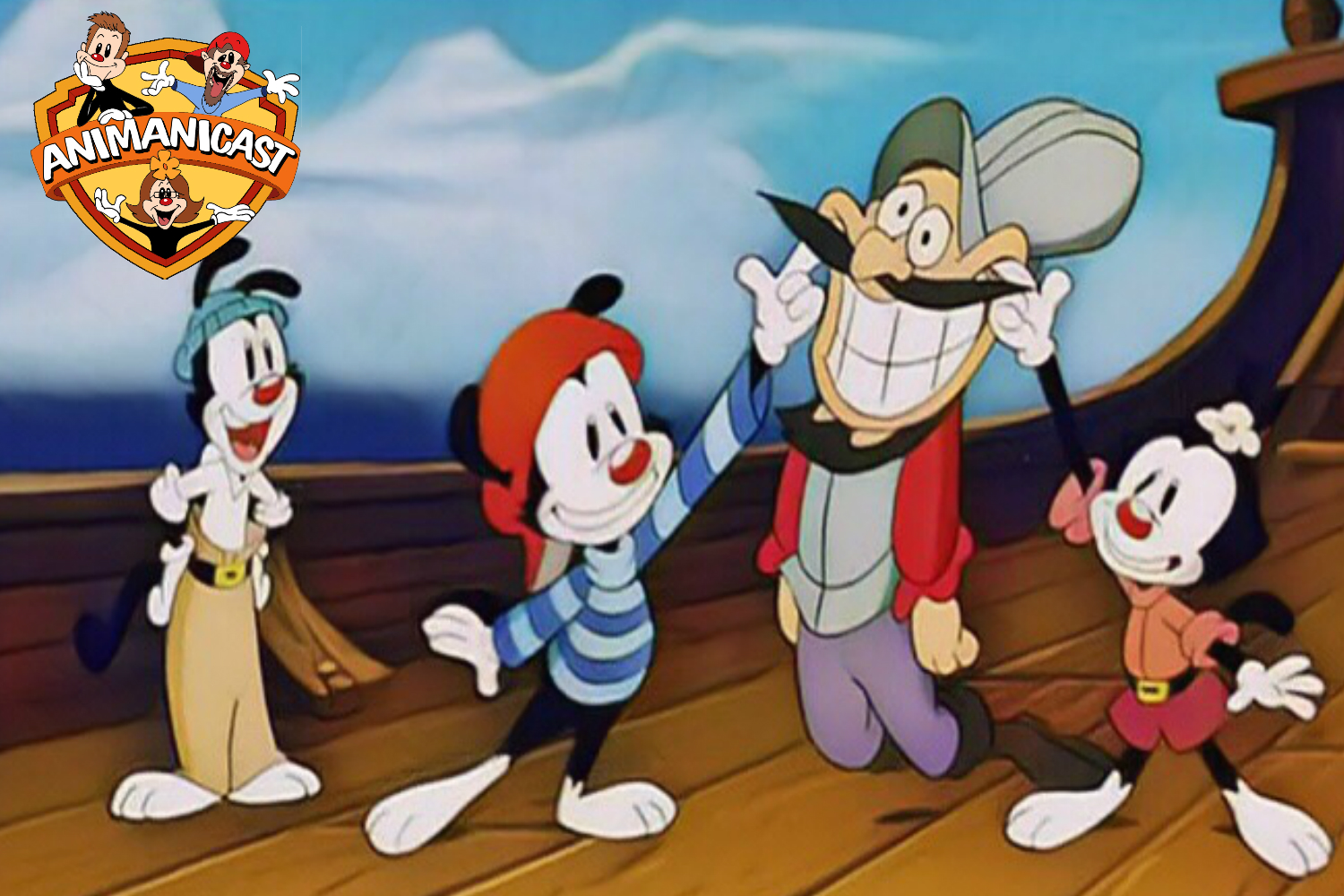 "Discussing ""Magellan"" and all the other songs from Animaniacs Episode 82"